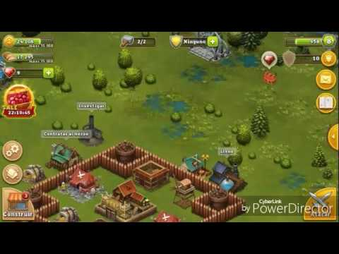 Top 5 de Juegos parecidos a clash of clans para android (Gameplay)