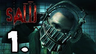 SAW THE GAME - CUANTO VALORAS TU VIDA? #1 - GAMEPLAY ESPAÑOL