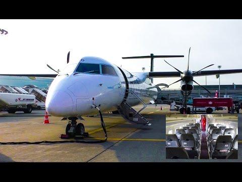 TRIPREPORT | SWISS (Austrian Airlines) | Stuttgart - Zurich | ECONOMY | Bombardier Dash 8 Q400