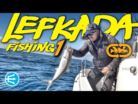 LEFKADA Fishing 1 - Find The Fish