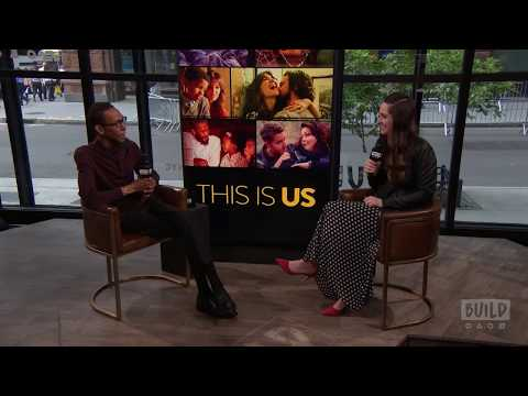 "Ron Cephas Jones Talks About His New Drama ""This Is Us"""
