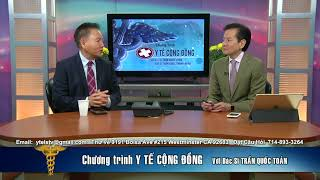 Y TE CONG DONG 2018 02 19 PART 2 4 BS TRAN QUOC TOAN BS TRAN QUOC THANH NHAN