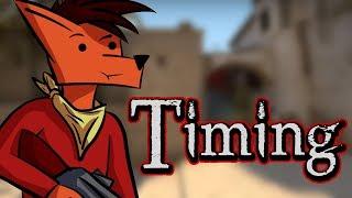 Temporización - CS:GO corto de animación