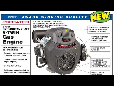 Gehl 2500 lives with new Harbor Freight engine