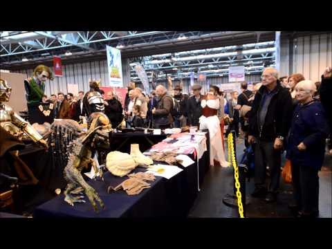 Memorabilia Show At Birmingham NEC