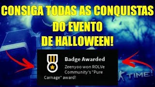 HOW TO CATCH THE CONQUEST OF THE HALLOWEEN EVENT IN CB: RO-ROBLOX-