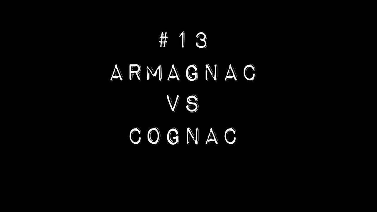 Cognac & Armagnac die Unterschiede