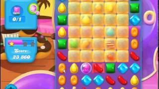 Candy Crush Soda Saga level 117 (3 star, No boosters)