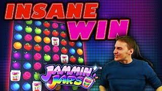 INSANE WIN on Jammin Jars Slot - £2 Bet