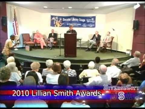 Lillian Smith Book Award Interview 2010