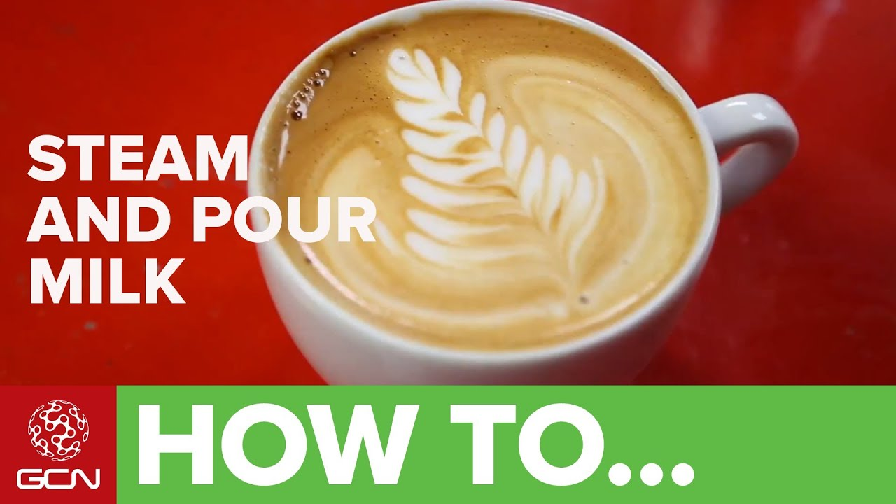 How to make coffee with foam 95
