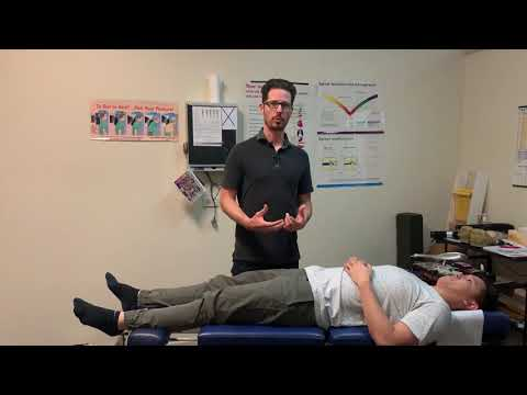 How to Treat Quadricep Strain with Limited Knee Flexion Using P-DTR