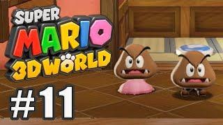 Wir sind Gumba! GUMBA! | #11 | Super Mario 3D World