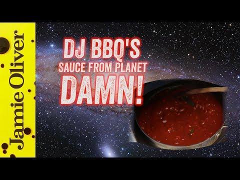 Homemade BBQ Sauce from Planet DAMN! |DJ BBQ