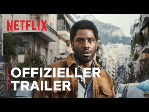 Beckett | Offizieller Trailer | Netflix