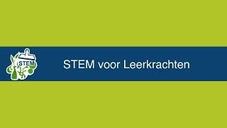 STEM voor Leerkrachten - Studienamiddag 24.05.2017 (kort)