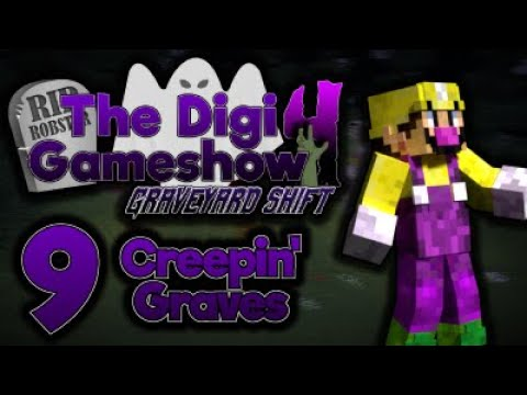Download The Digi Gameshow Season 4 Episode 9 Creepin' Graves