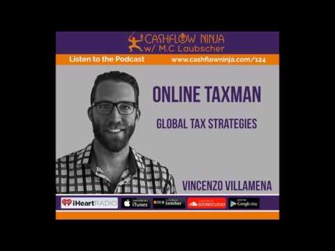 124: Vincenzo Villamena: Global Tax Strategies