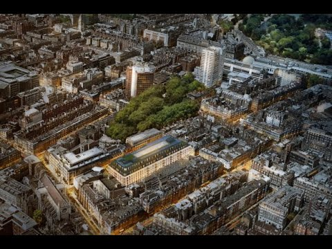Marylebone Square, London W1 - luxury apartments to buy in Central London
