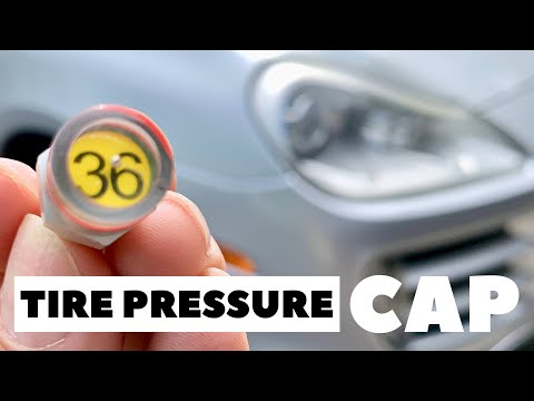 Tire Pressure Monitor Valve Stem Caps Review
