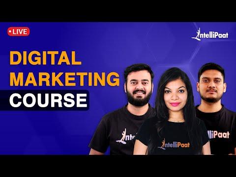 Digital Marketing Course | Digital Marketing Tutorial For Beginners | Learn Digital Marketing