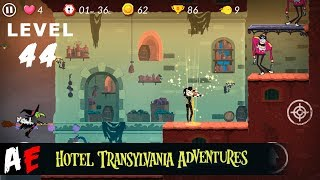 Hotel Transylvania Adventures LEVEL 44
