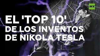 Las invenciones de Tesla que le hicieron famoso