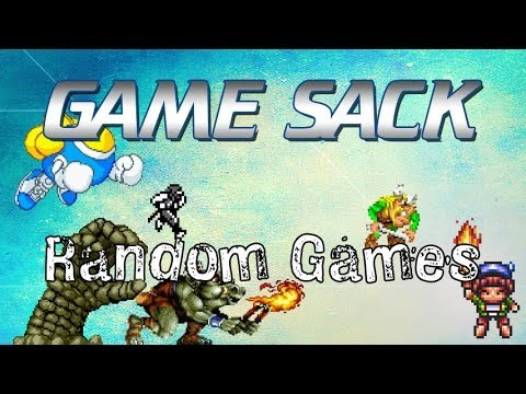 Random Games We Want to Talk About - Game Sack