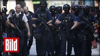 ISIS-Terror in London - Transporter rast in Menschenmenge