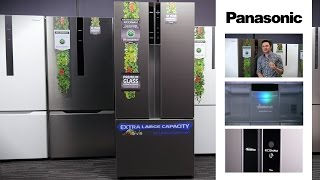 Panasonic Fridge Range – Live Fresh
