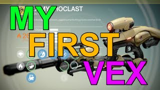 Destiny! Vex Mythoclast Drop Finally Happened!