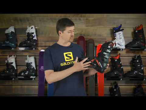Salomon S Max 100 Ski Boots- Men's 2019 Review