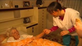 Harter Job: Was Pfleger alles leisten