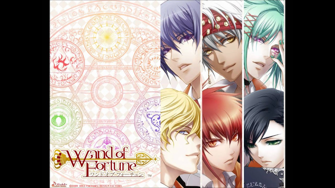 Wand of fortune opening song full hitori janai akashi by for Wand of fortune