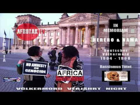 Genocide Germany Namibia Africa Ovaherero Kolonien Deutschland Colonial Racism Afrika Decolonial