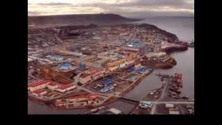 Anadyr, an unknown Russian beautiful city near from Alaska