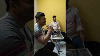 Bangladesh super star actor firdus khan reharsel video...