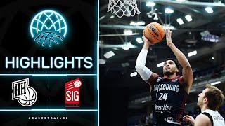 Nizhny Novgorod v SIG Strasbourg - Highlights | Basketball Champions League 2020/21