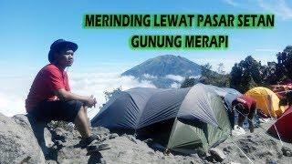 Ekspedisi Gunung Merapi