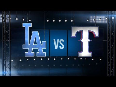 6/16/15: Chirinos delivers walk-off homer for Rangers