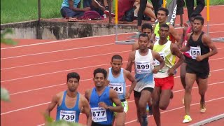 1500m Boys Final U-20 53rd U.P State Annual Athletic Championship 2019 Lucknow