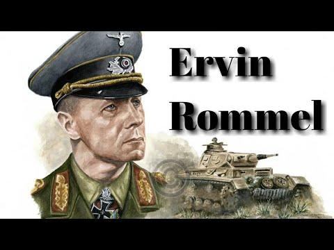 Ervin Rommel haqida