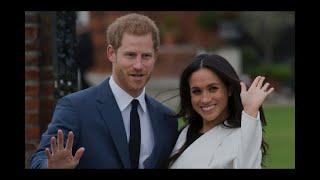 Принц Гарри с невестой вышли в свет после объявления о свадьбе