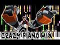 Crazy Piano GENERATOR REX Theme Orange - Revolution