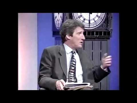 Newsnight: Europe - the debate, 9 April 1997