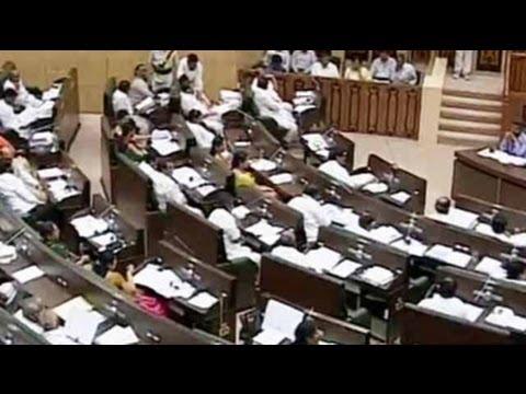 Telangana: Andhra Pradesh
