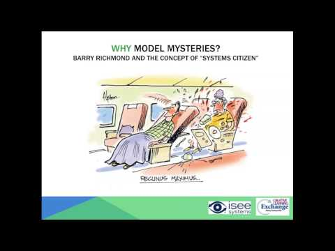 Model Mysteries: Having Fun While Learning Basic Modeling Concepts