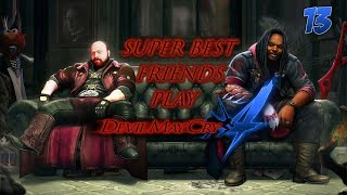 Best Friends Play Devil May Cry 4 (Part 13)