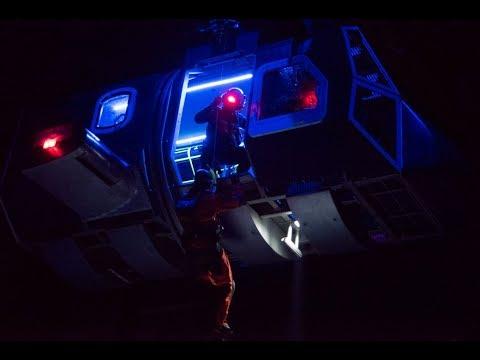 Marine Aviation Survival Training
