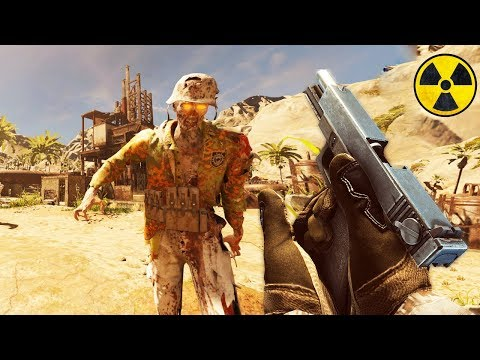 THE MOST PLAYED CUSTOM ZOMBIES MAP OF ALL TIME! 'MW2 Rust Zombies' (BO3  Custom Zombies Maps)